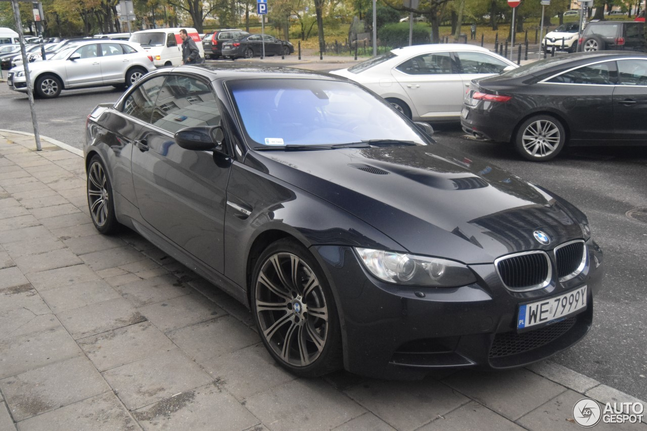 bmw m3 e93 cabriolet 20 january 2017 autogespot. Black Bedroom Furniture Sets. Home Design Ideas