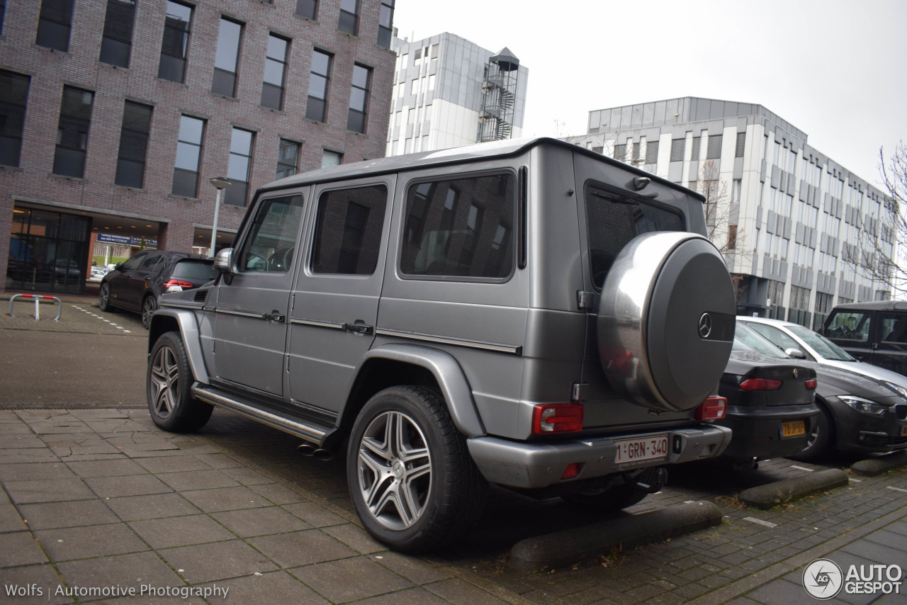 Mercedes benz g 63 amg 2012 20 januari 2017 autogespot for 2017 mercedes benz amg g 63