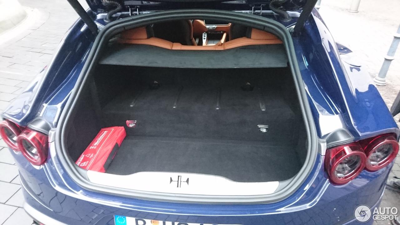 Ferrari gtc4lusso 21 january 2017 autogespot - 2017 ferrari california interior ...