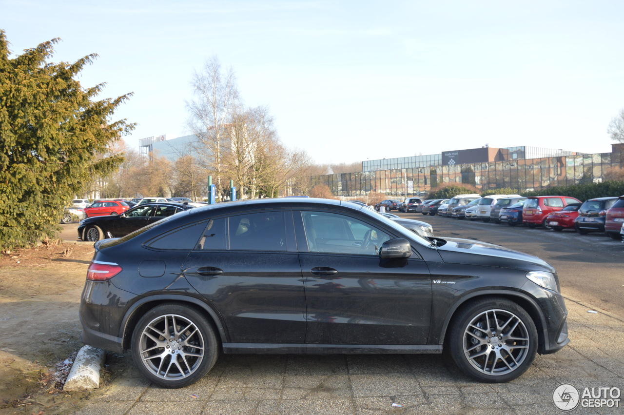 Mercedes amg gle 63 coupe 22 january 2017 autogespot for 2017 amg gle 63 mercedes benz