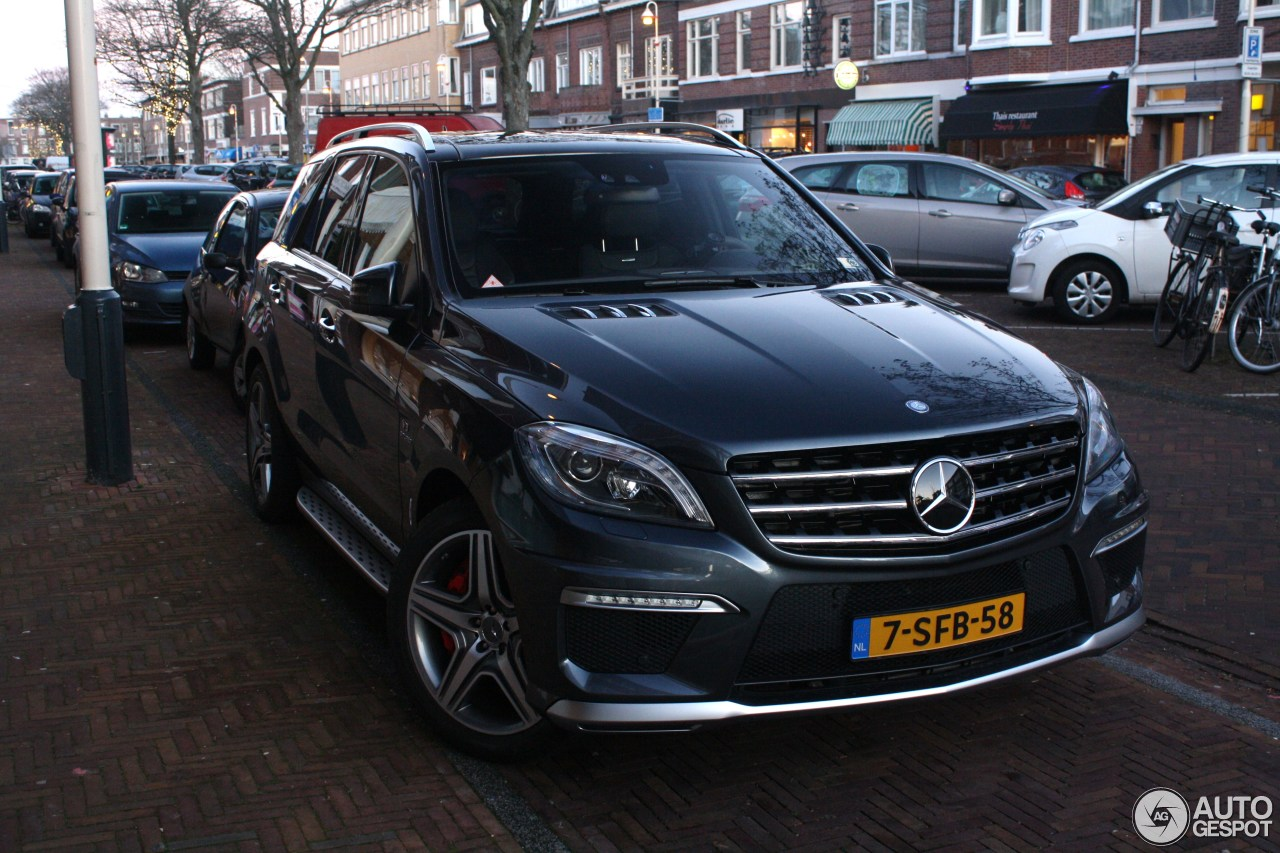 mercedes benz ml 63 amg w166 22 january 2017 autogespot. Black Bedroom Furniture Sets. Home Design Ideas