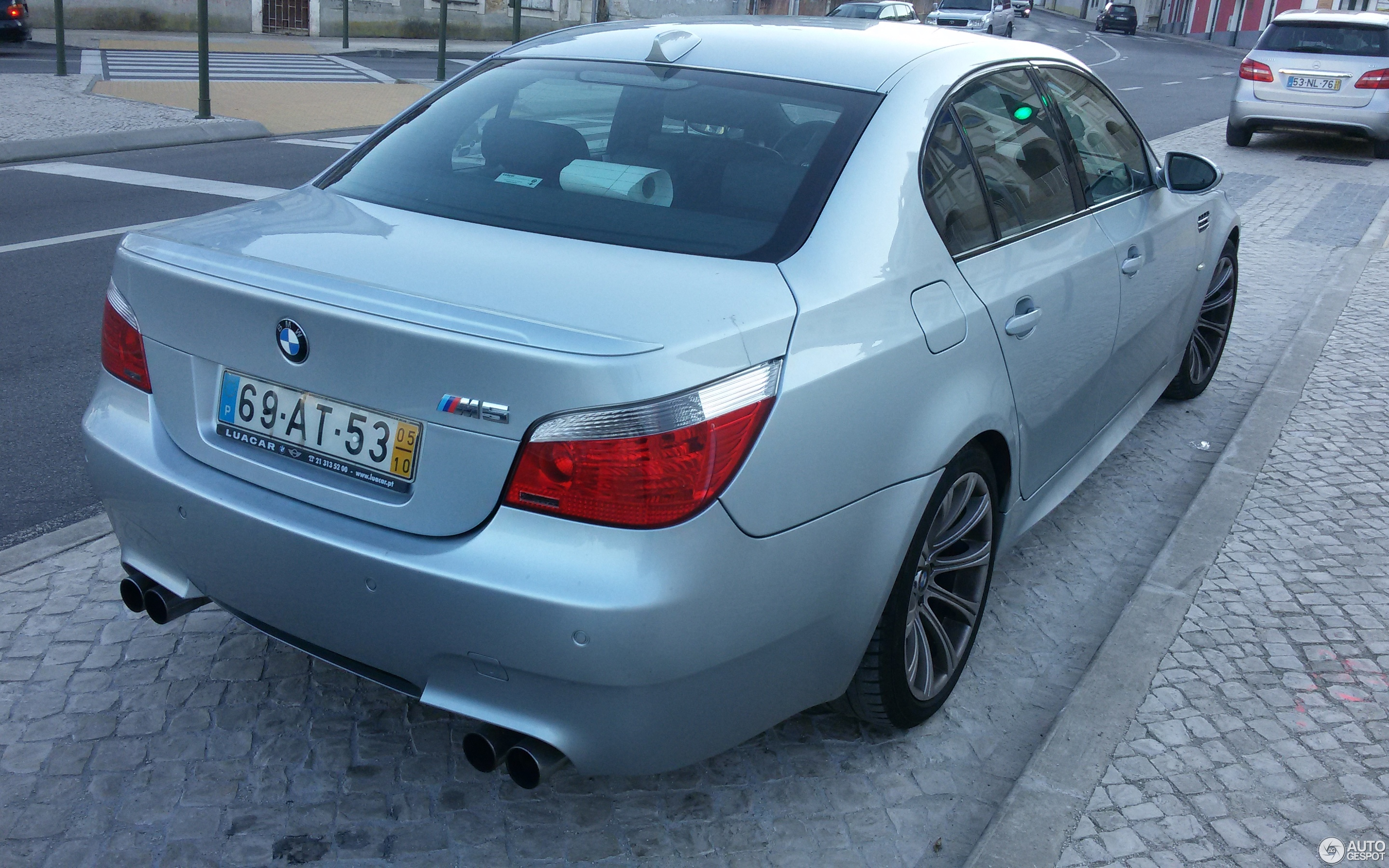BMW M5 E60 2005 - 22 January 2017 - Autogespot