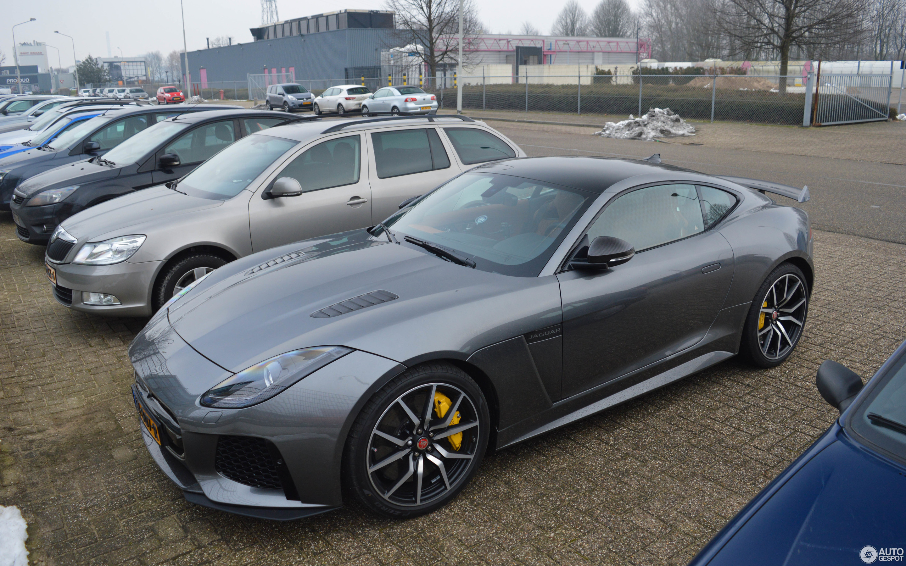 coupe with gallery carscoops the dial f jaguar type turns photo up on mighty svr