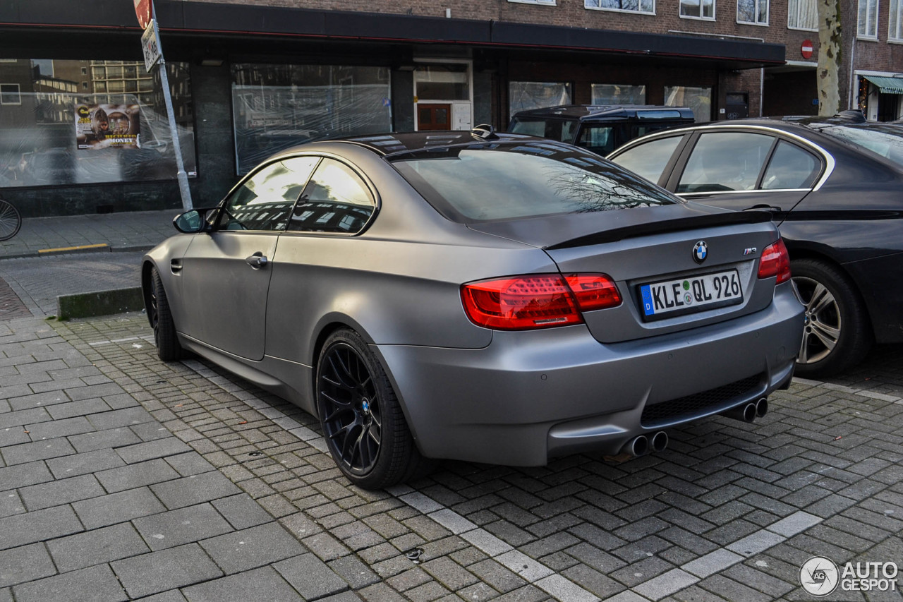 BMW M3 E92 Coupé Track Edition - 24 January 2017 - Autogespot