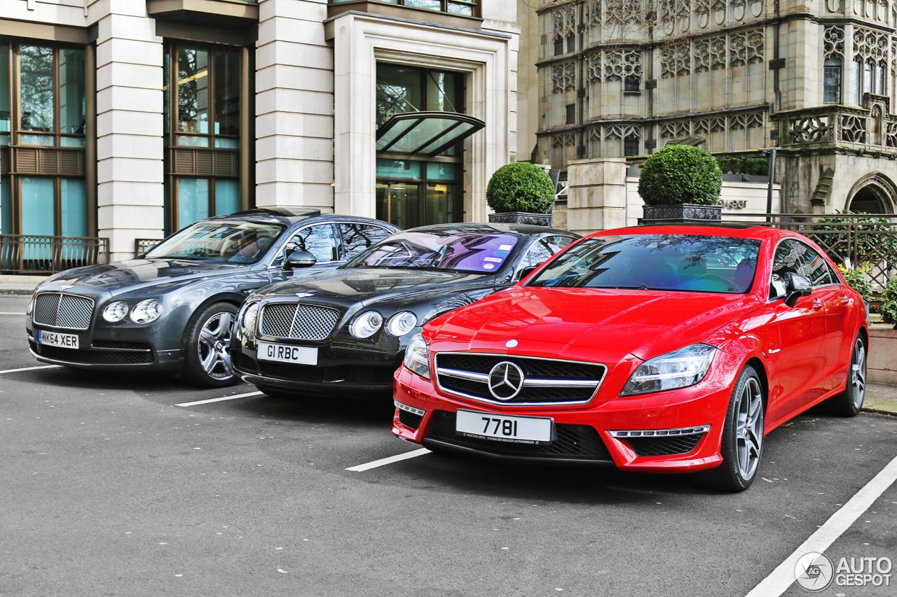 Mercedes benz cls 63 amg s c218 24 january 2017 autogespot for Mercedes benz cls 550 amg
