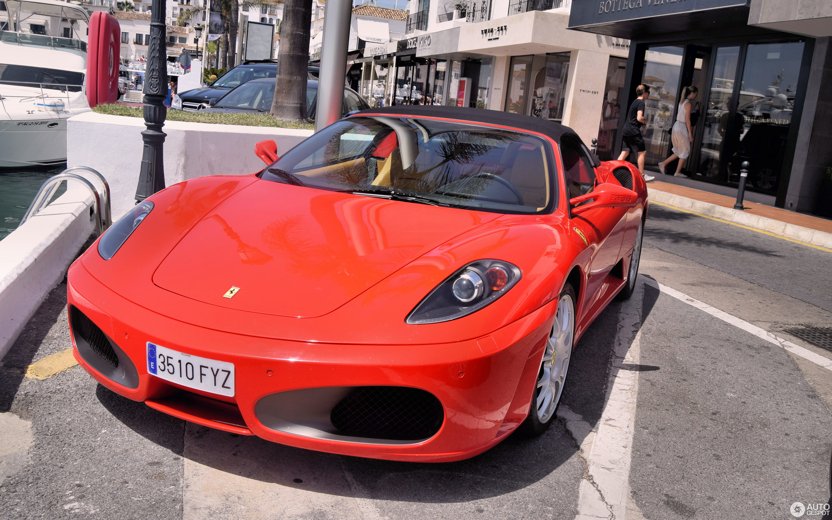 ferrari spider used autogespot sale for june crop