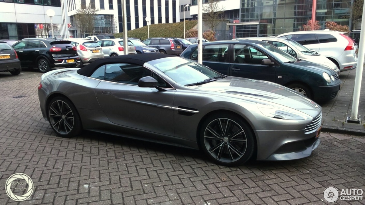 aston martin vanquish volante 25 january 2017 autogespot. Black Bedroom Furniture Sets. Home Design Ideas