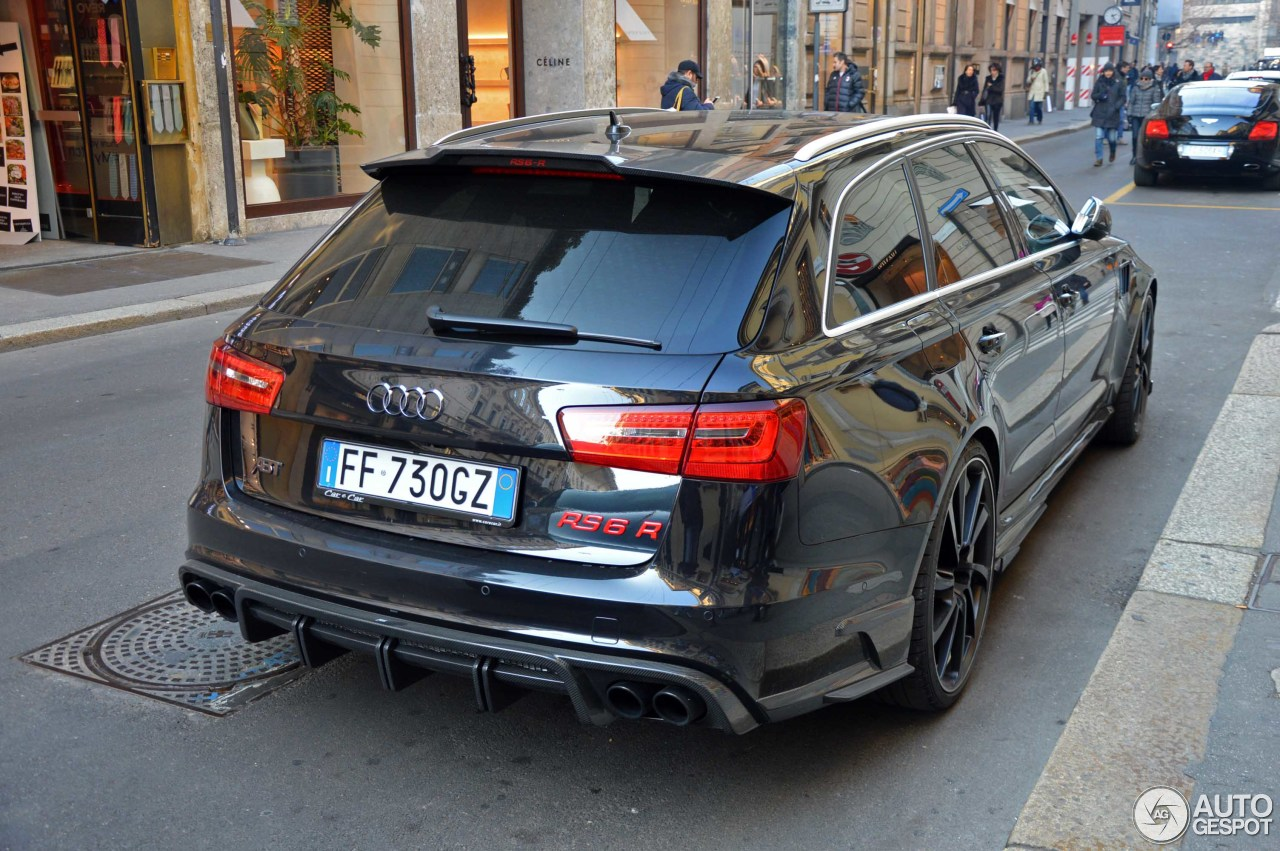 Audi Abt Rs6 R Avant C7 25 January 2017 Autogespot