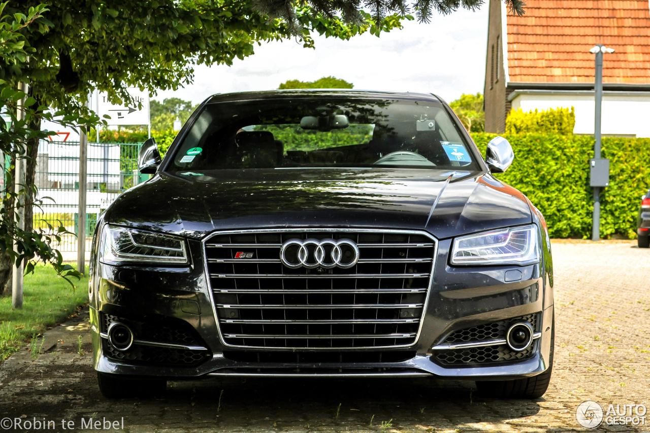 Audi S8 D4 2014 - 25 januari 2017 - Autogespot