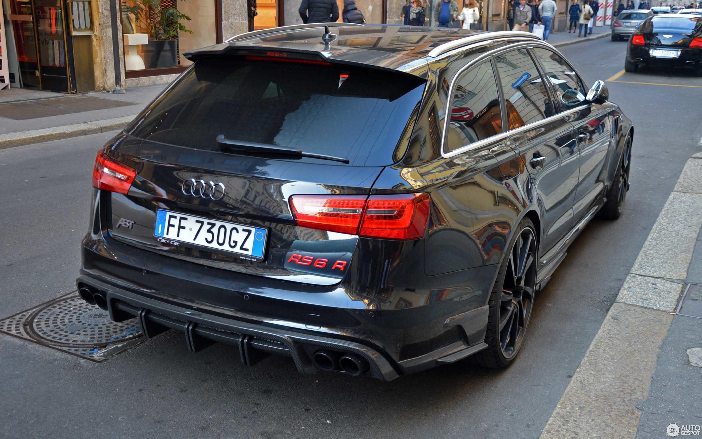 Audi ABT RS6-R Avant C7 - 25 һ 2017 - Autogespot