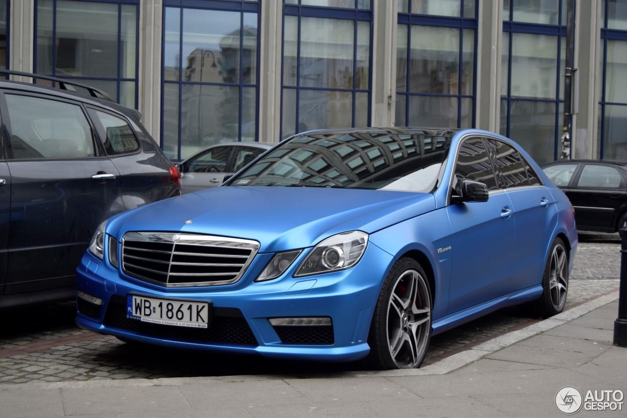Mercedes benz e 63 amg w212 v8 biturbo 26 january 2017 for Mercedes benz amg v8 biturbo