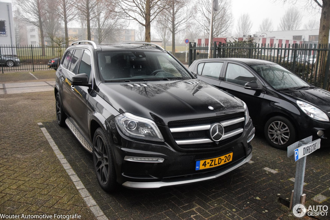 mercedes benz gl 63 amg x166 26 january 2017 autogespot. Black Bedroom Furniture Sets. Home Design Ideas