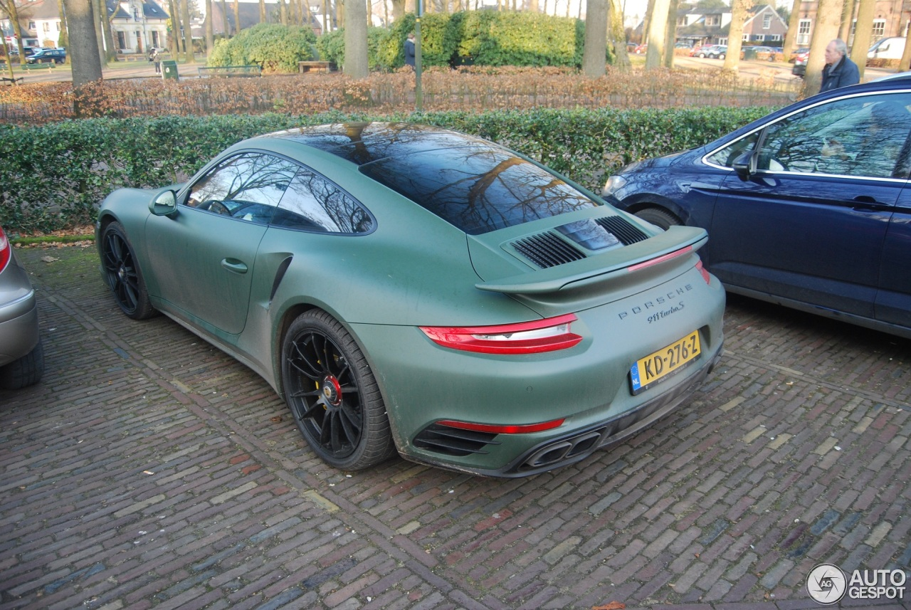 porsche 991 turbo s mkii 26 january 2017 autogespot. Black Bedroom Furniture Sets. Home Design Ideas