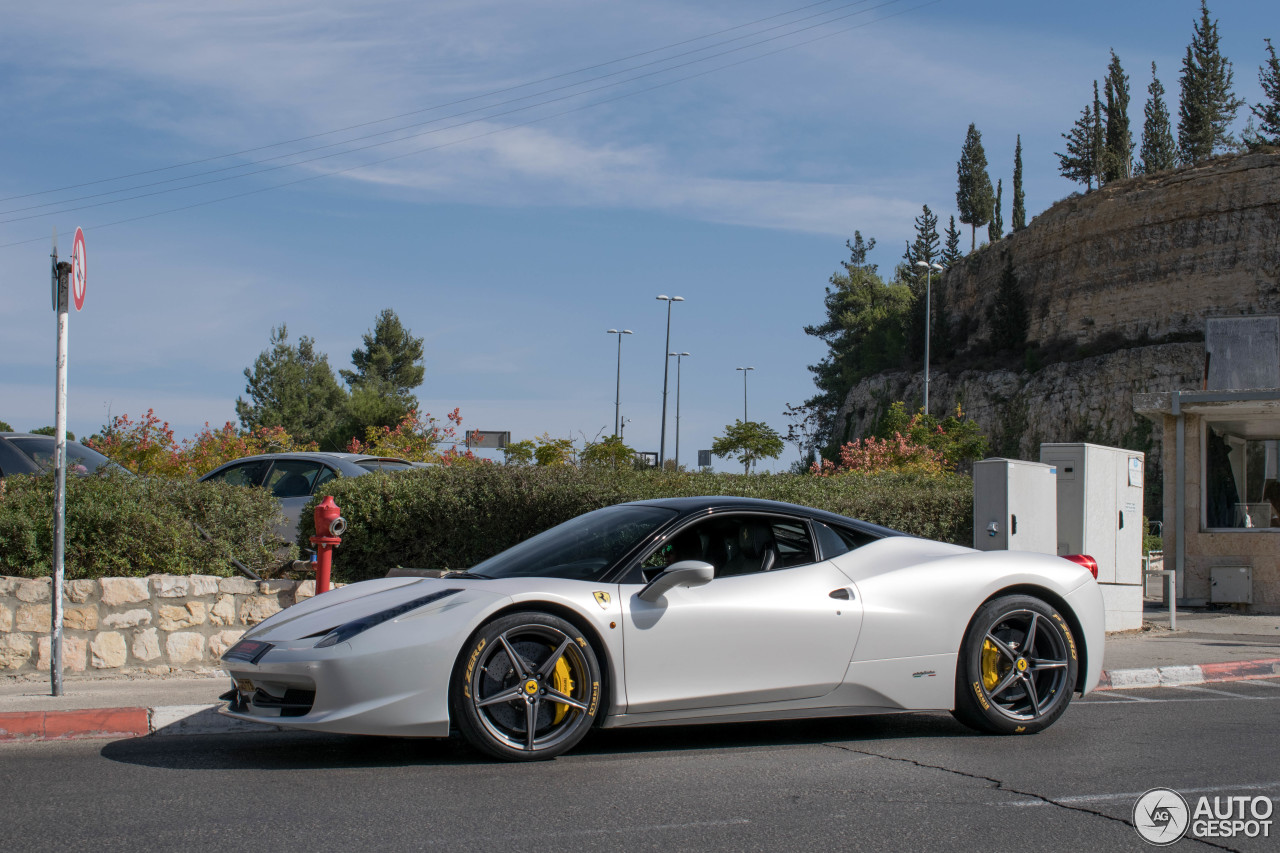 Ferrari 458 Italia - 27 January 2017 - Autogespot
