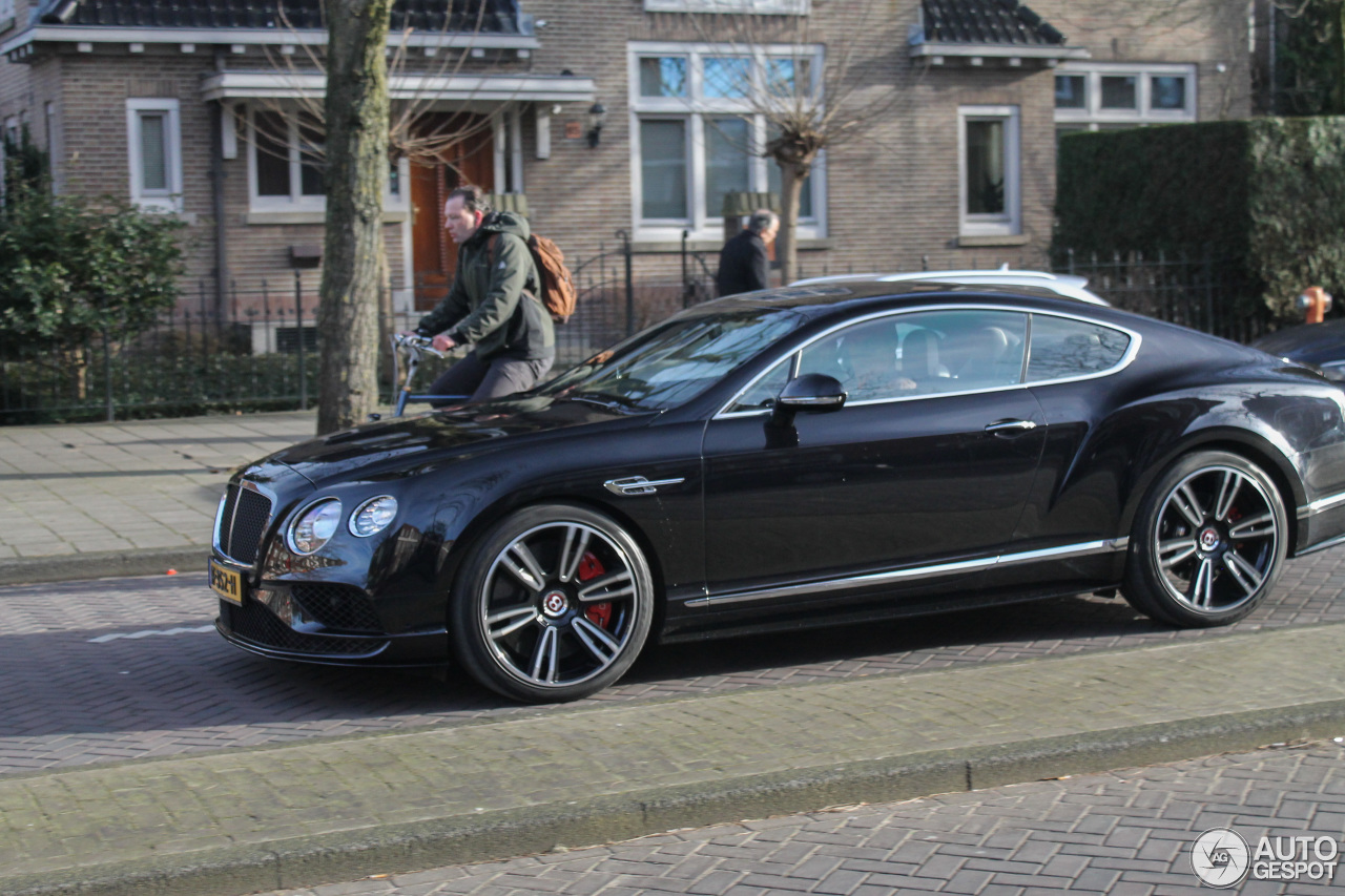 bentley continental gt v8 s 2016 28 january 2017. Black Bedroom Furniture Sets. Home Design Ideas