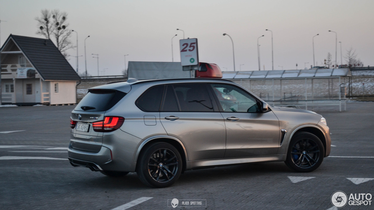 bmw x5 m f85 28 january 2017 autogespot. Black Bedroom Furniture Sets. Home Design Ideas