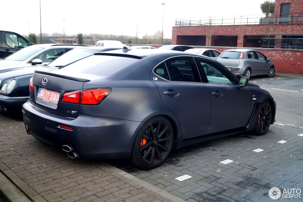 3 i lexus is f 3