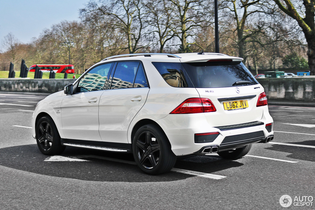 mercedes benz ml 63 amg w166 28 january 2017 autogespot. Black Bedroom Furniture Sets. Home Design Ideas