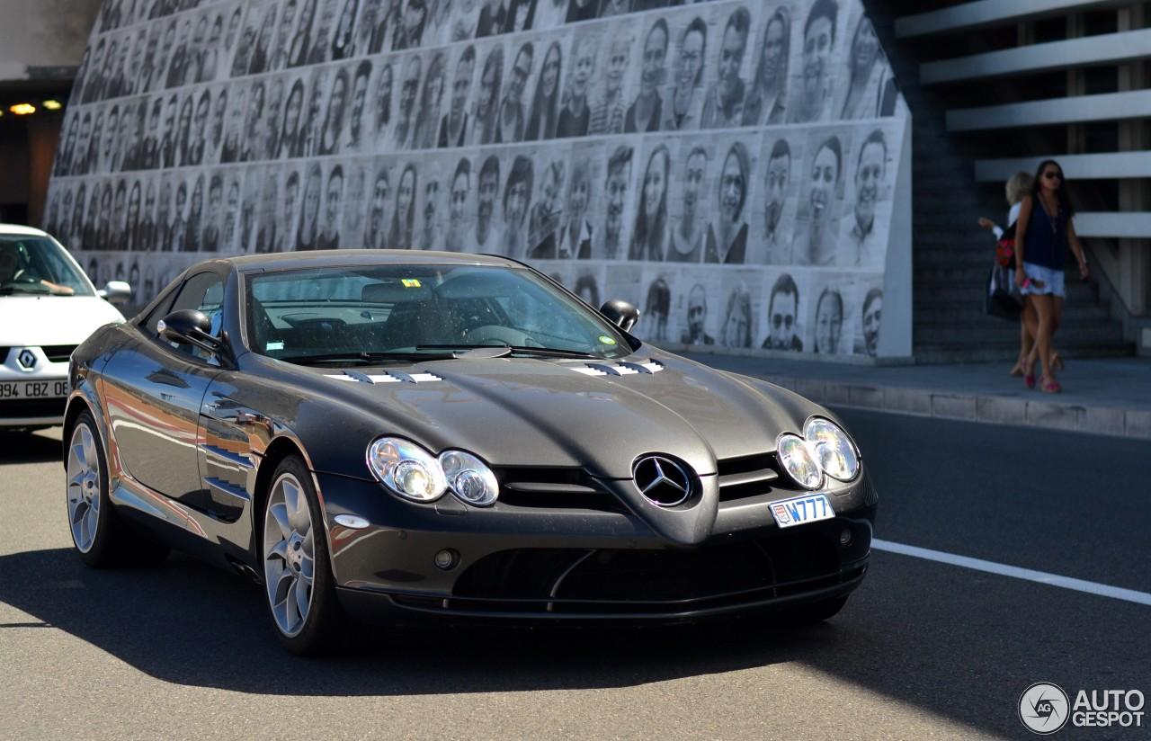 Mercedes benz slr mclaren 28 january 2017 autogespot for Mercedes benz mclaren slr