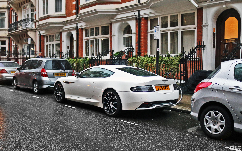 Aston Martin DB9 2015 Carbon White Edition 28 јануар 2017 Autogespot