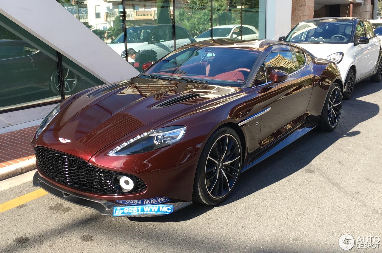 Vanquish Zagato For Sale >> Aston Martin Vanquish Zagato - 29 januari 2017 - Autogespot