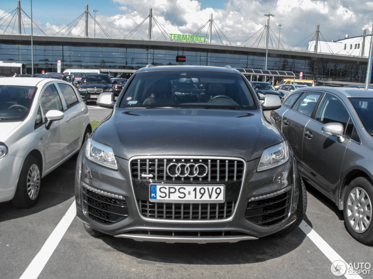 Audi Q7 V12 TDI - 29 January 2017 - Autogespot