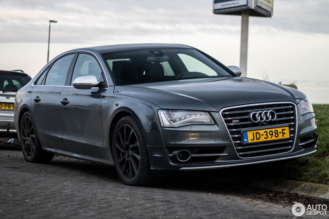 audi s8 d4 29 january 2017 autogespot. Black Bedroom Furniture Sets. Home Design Ideas