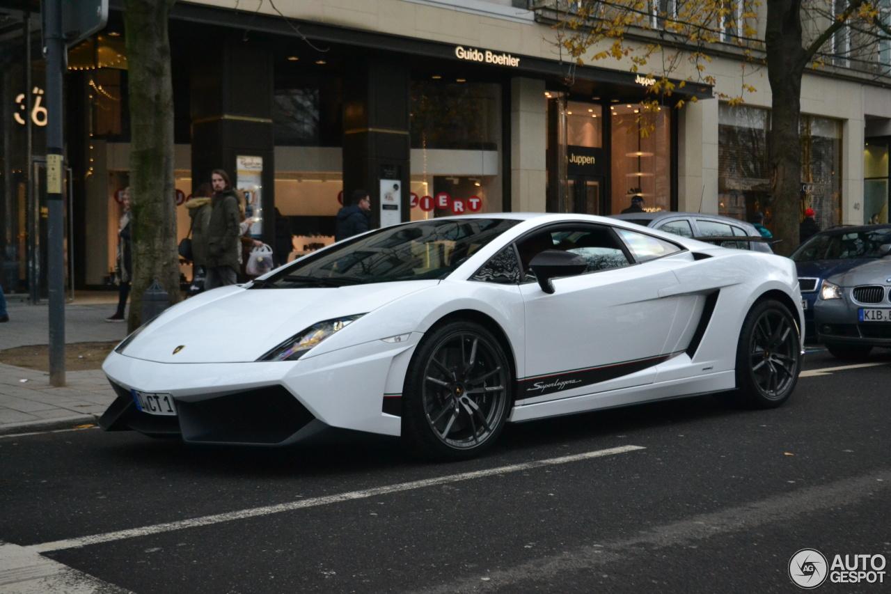 Lamborghini Gallardo LP570-4 Superleggera - 29 janvier ...