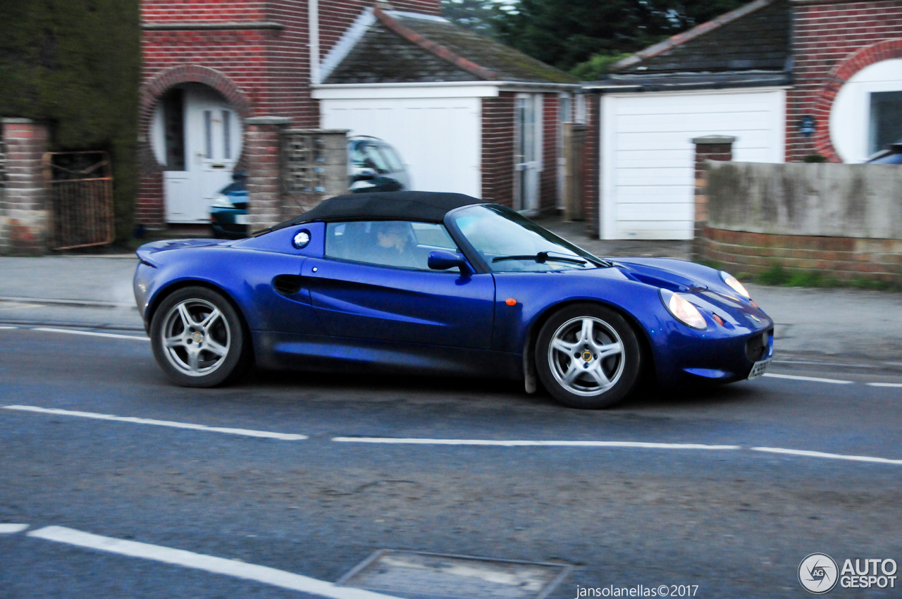 Lotus elise s1 29 january 2017 autogespot 4 i lotus elise s1 4 vanachro Image collections
