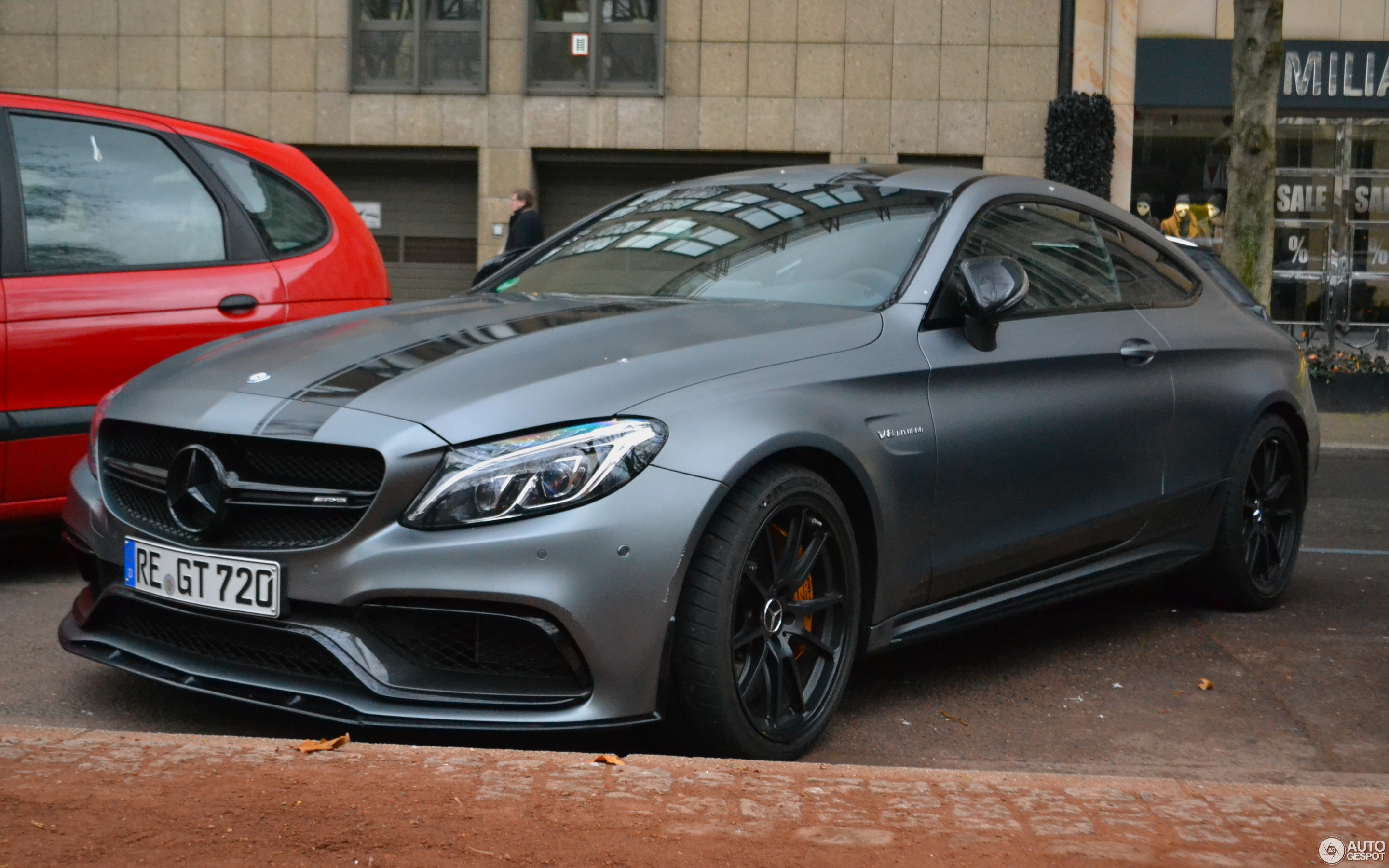 Mercedes Amg C 63 S Coup 233 C205 Edition 1 29 January 2017