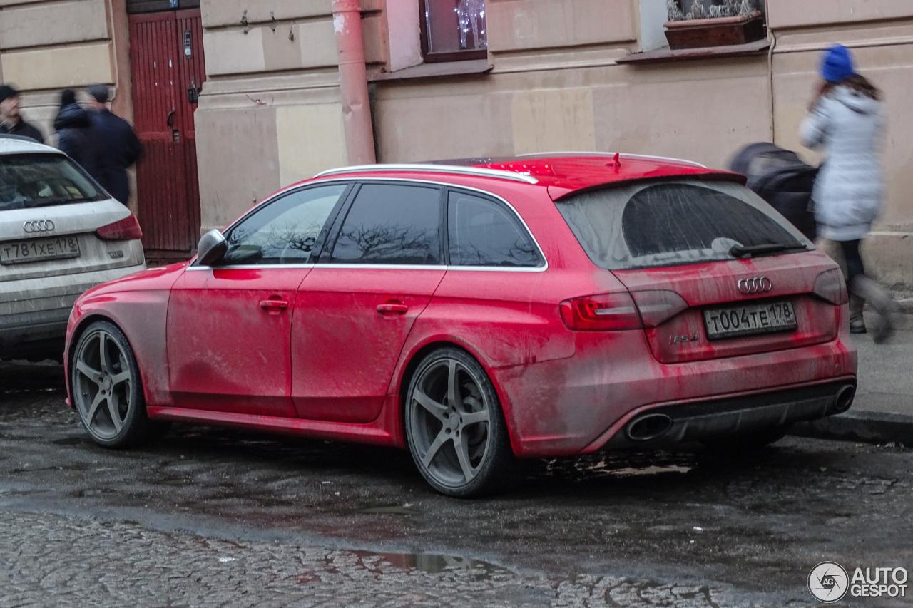 Audi RS Avant B January Autogespot - Audi rs4