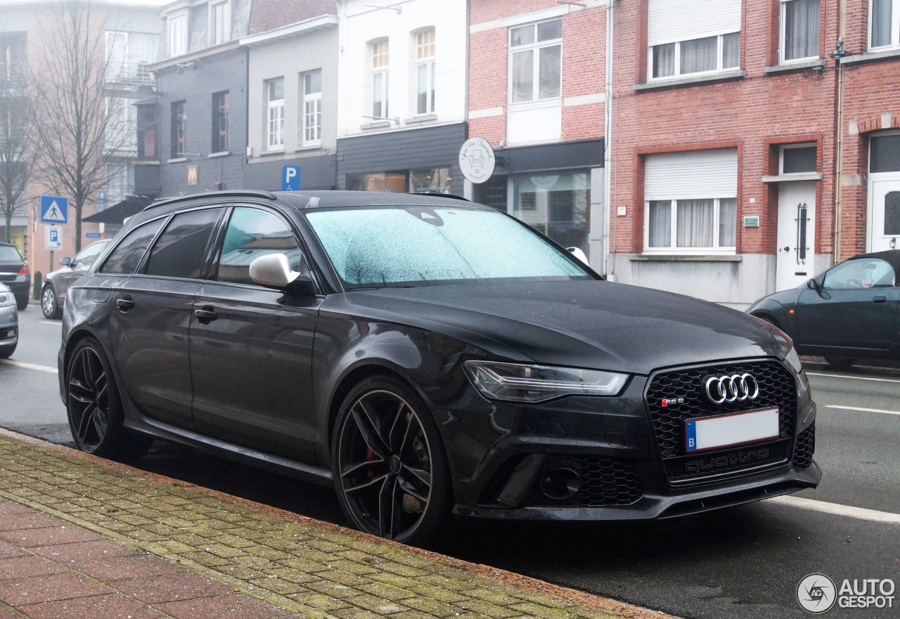 audi rs6 avant c7 2015 30 january 2017 autogespot. Black Bedroom Furniture Sets. Home Design Ideas