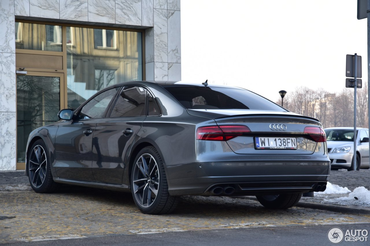 audi s8 d4 plus 2016 30 janeiro 2017 autogespot. Black Bedroom Furniture Sets. Home Design Ideas