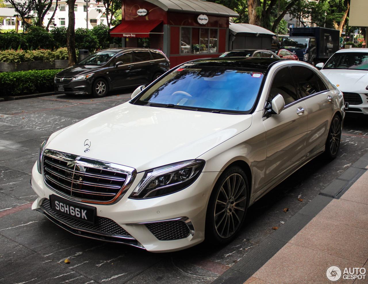 mercedes benz s 65 amg v222 30 january 2017 autogespot For2017 Amg S 65 Mercedes Benz