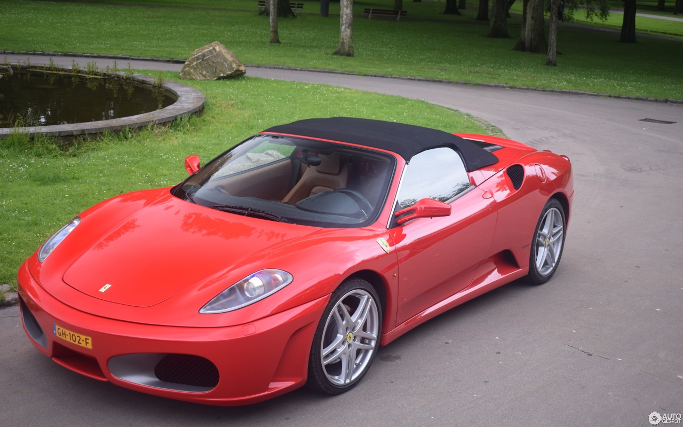 Ferrari F430 Spider - 30 January 2017 - Auspot