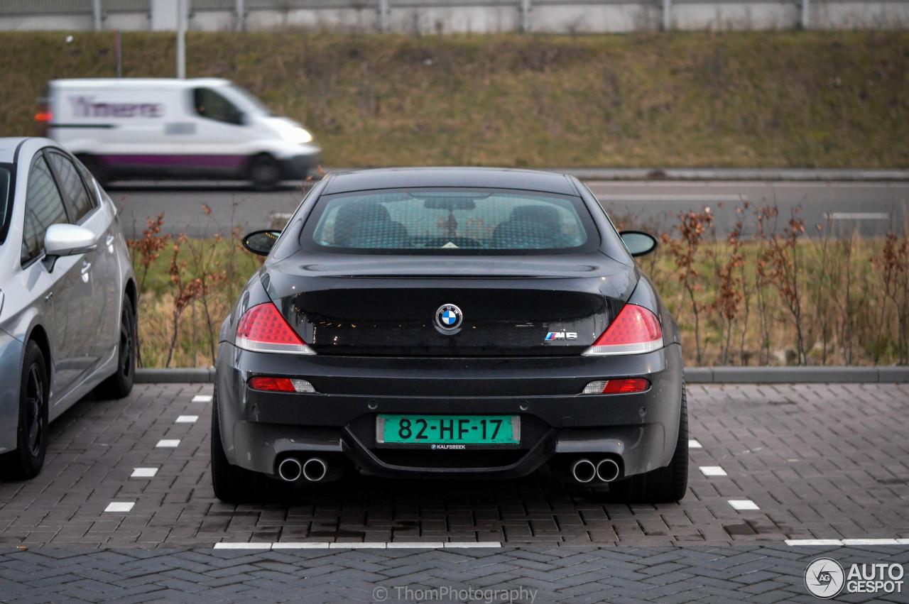 Bmw M6 E63 31 January 2017 Autogespot