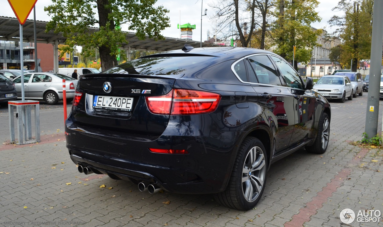 bmw x6 m e71 2013 - 31 january 2017 - autogespot
