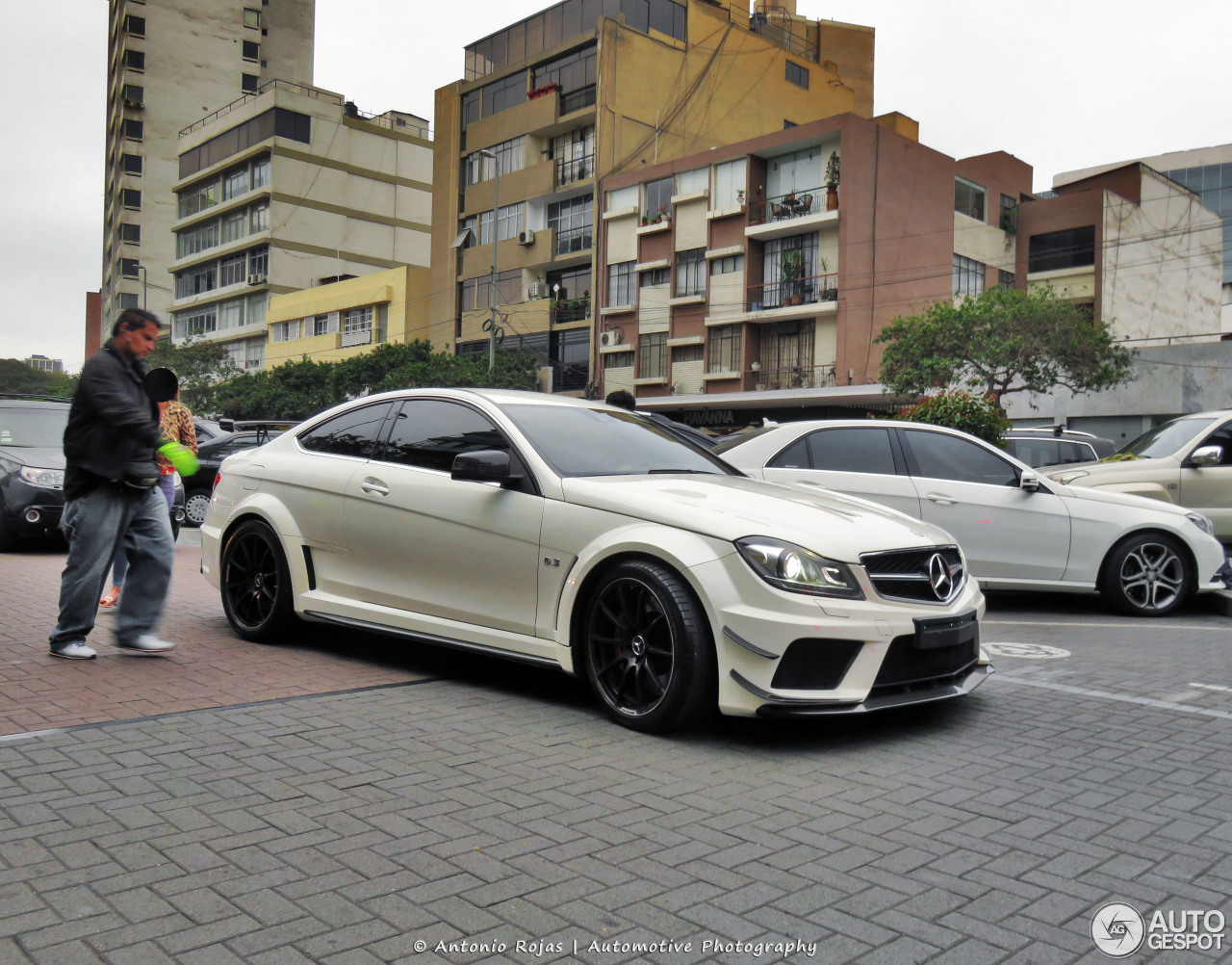 Mercedes benz c 63 amg coup black series 31 january for Mercedes benz amg black