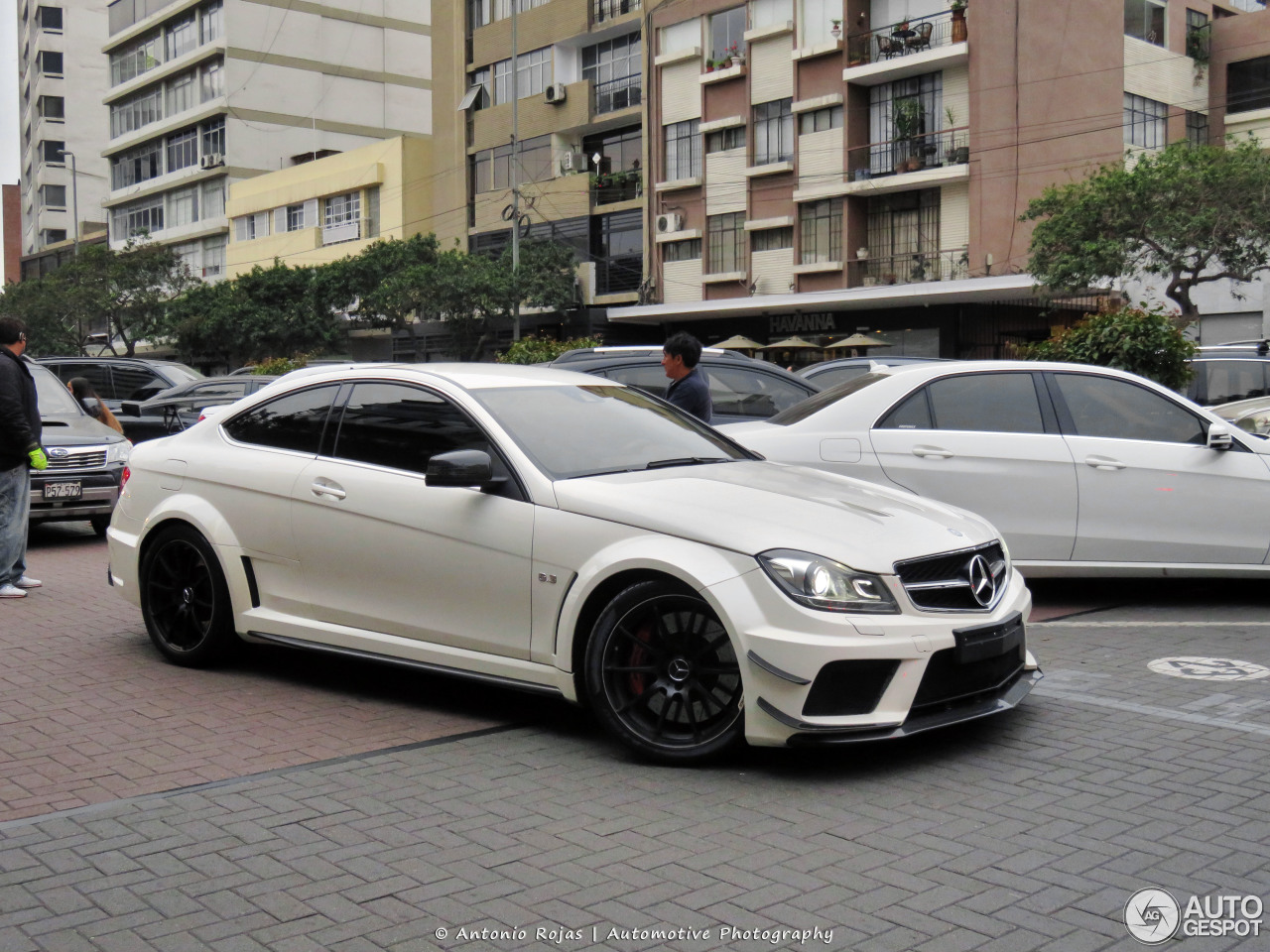 Mercedes benz c 63 amg coup black series 31 january for Mercedes benz 3 series
