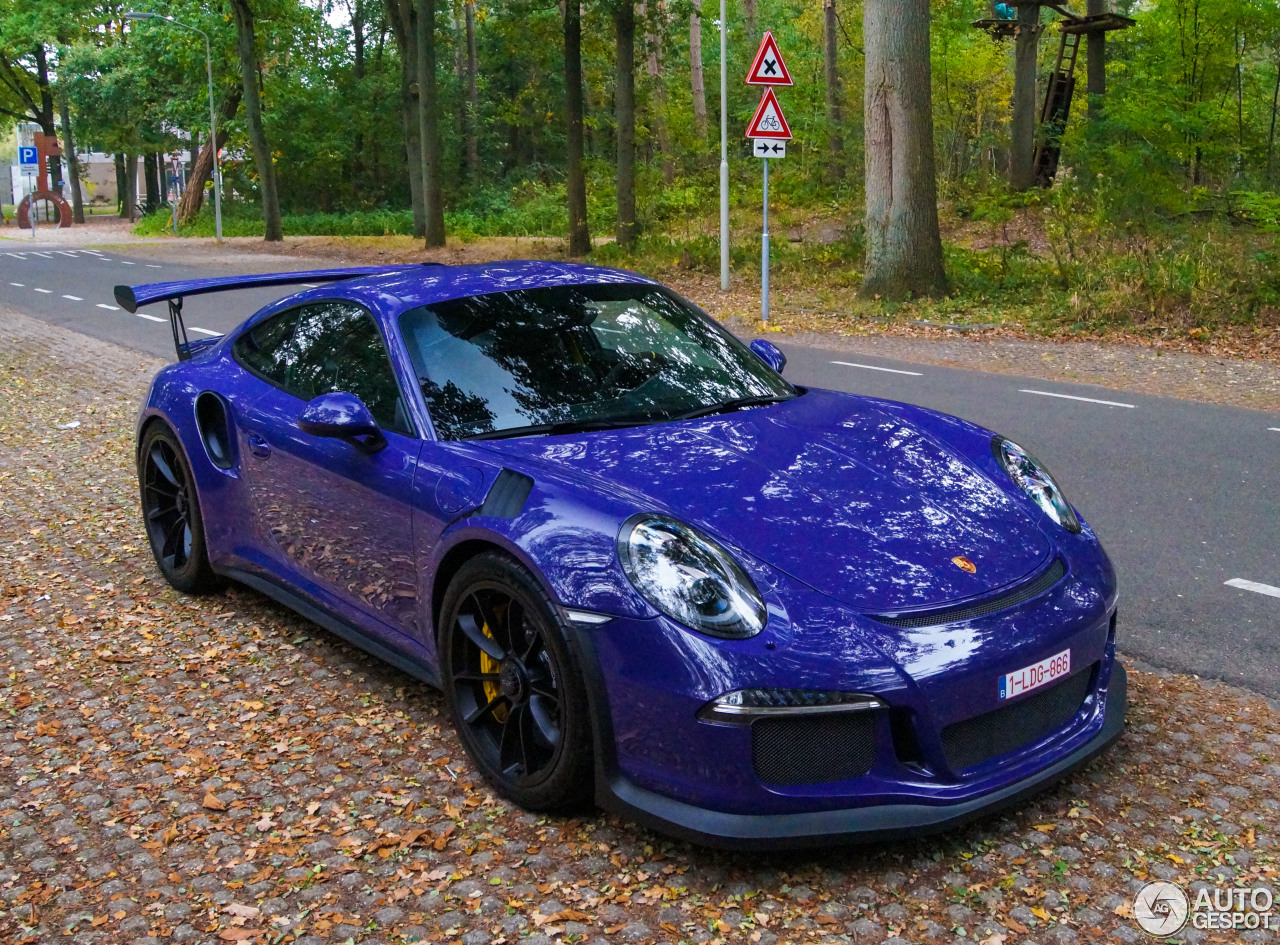 porsche 991 gt3 rs 31 january 2017 autogespot. Black Bedroom Furniture Sets. Home Design Ideas