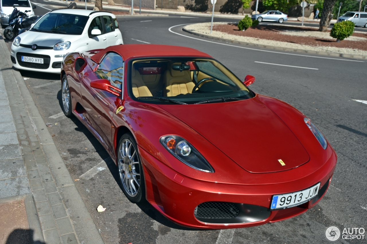 ferrari f430 spider 1 february 2017 autogespot. Black Bedroom Furniture Sets. Home Design Ideas