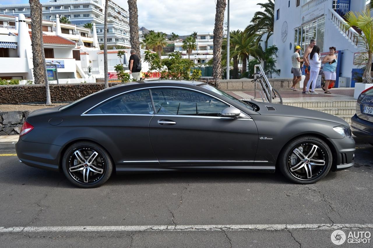 Mercedes Benz Cl 63 Amg C216 1 February 2017 Autogespot