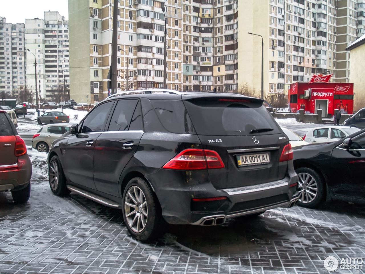 mercedes benz ml 63 amg w166 2 february 2017 autogespot. Black Bedroom Furniture Sets. Home Design Ideas