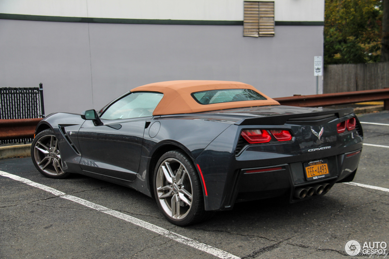 chevrolet corvette c7 stingray convertible 3 february. Black Bedroom Furniture Sets. Home Design Ideas