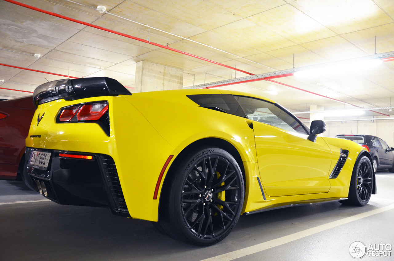 Chevrolet Corvette C7 Z06 3 February 2017 Autogespot