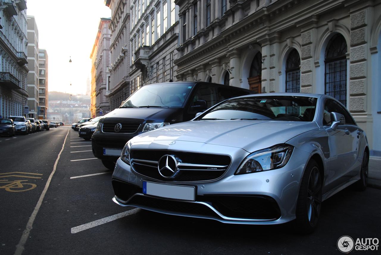 All Types cls mercedes 2015 : Mercedes-Benz CLS 63 AMG S C218 2015 - 3 February 2017 - Autogespot