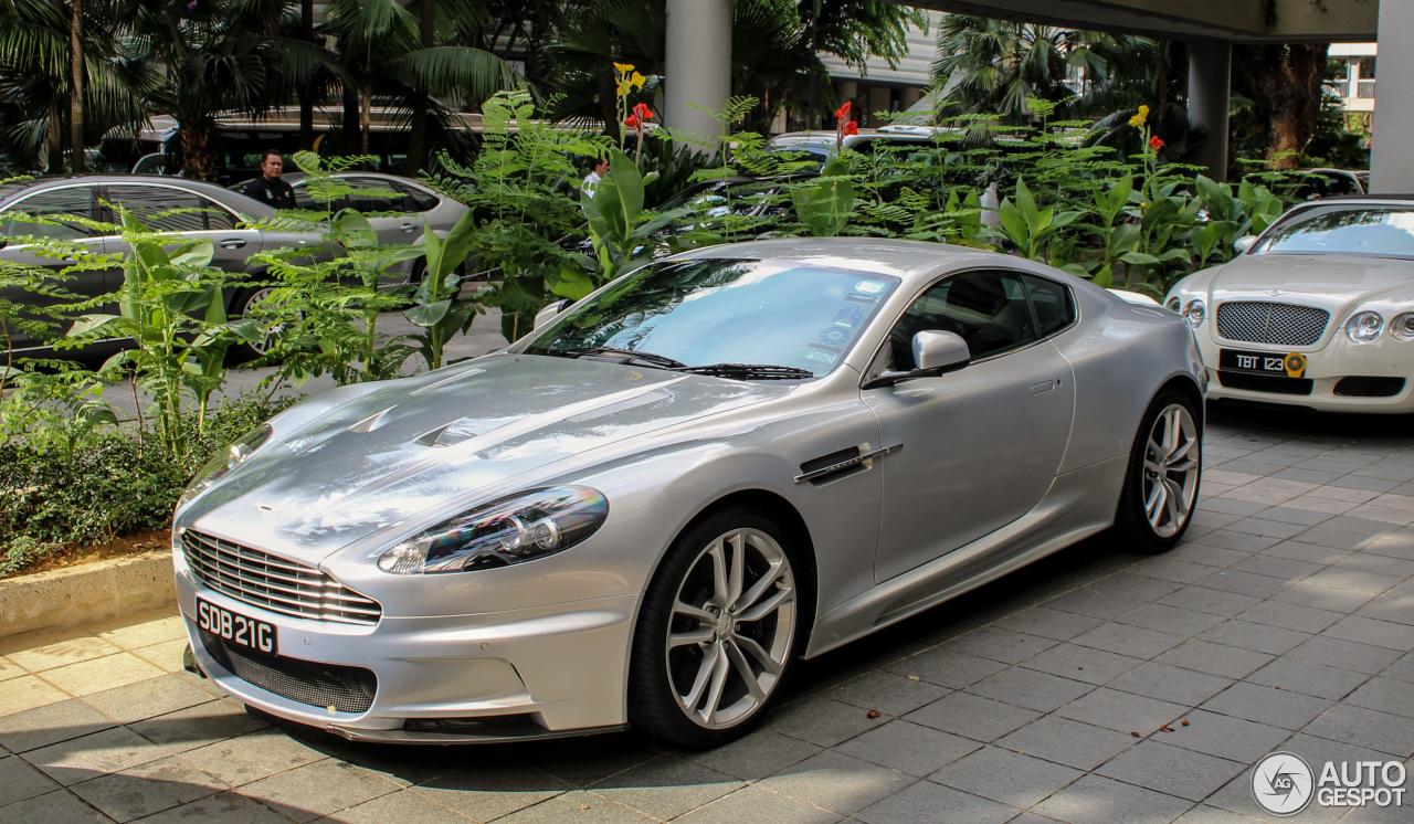 Aston Martin DBS - 4 February 2017 - Autogespot