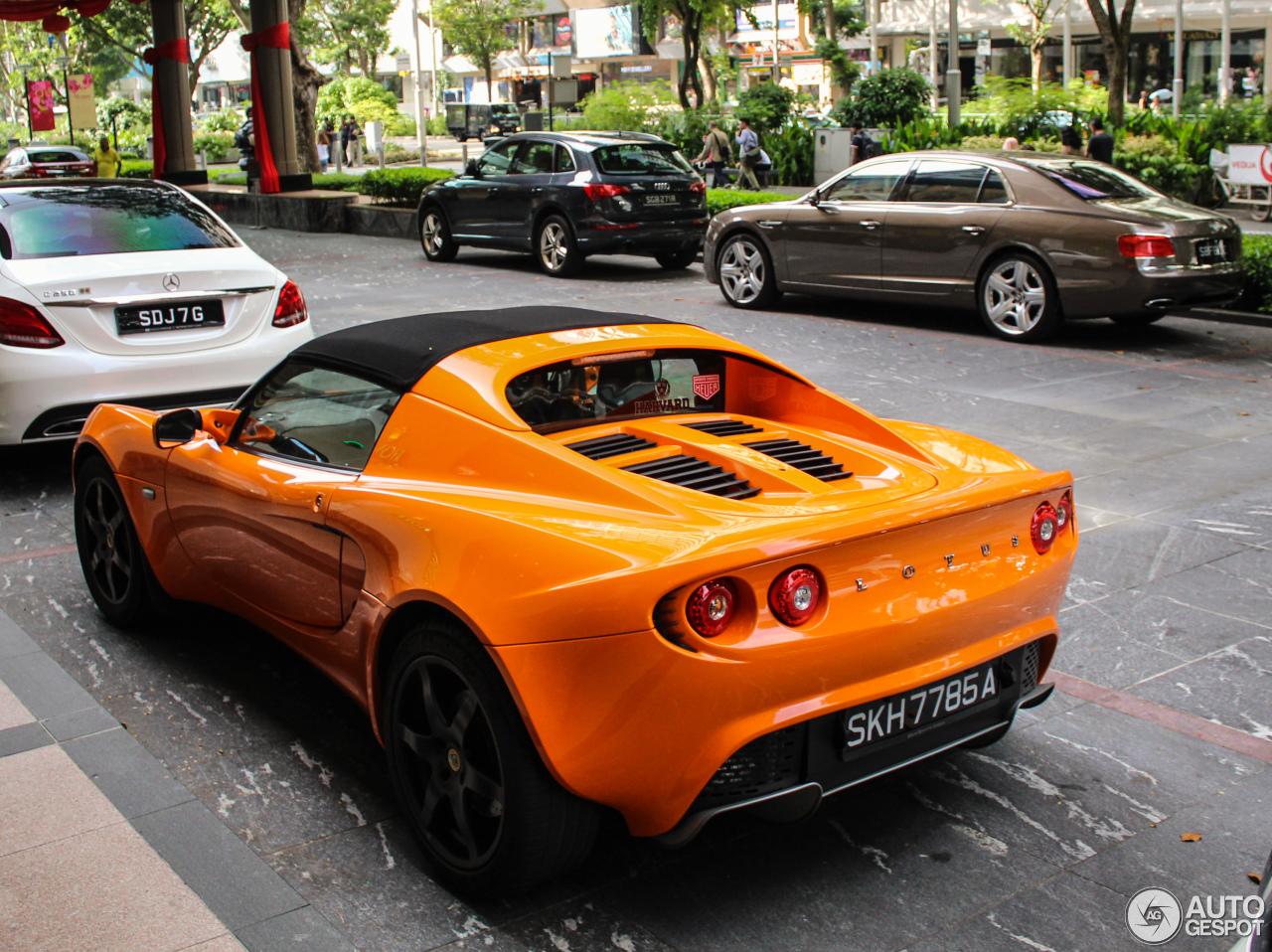 Lotus elise s2 111s 4 february 2017 autogespot 2 i lotus elise s2 111s 2 vanachro Image collections
