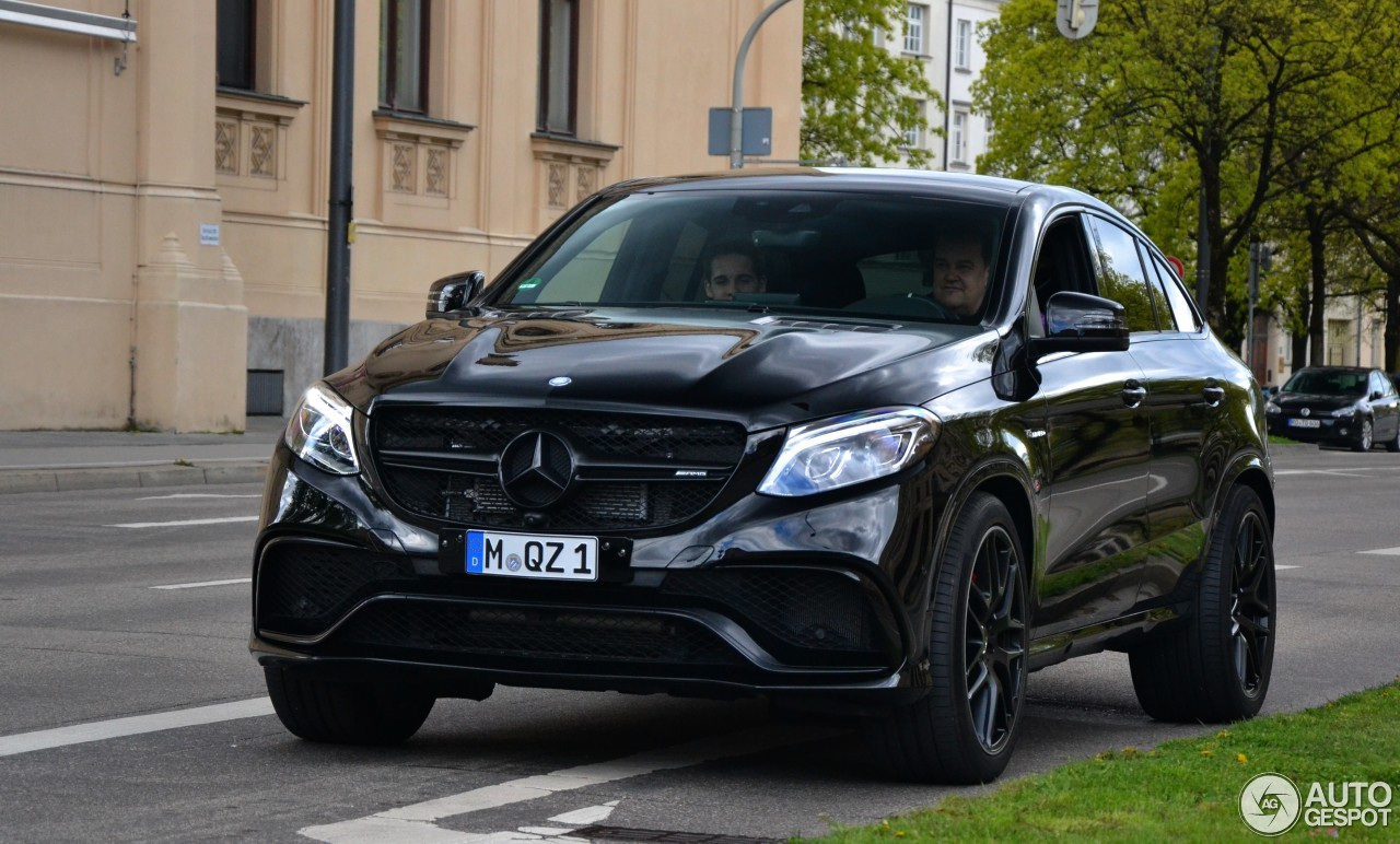mercedes amg gle 63 s coup 4 february 2017 autogespot. Black Bedroom Furniture Sets. Home Design Ideas