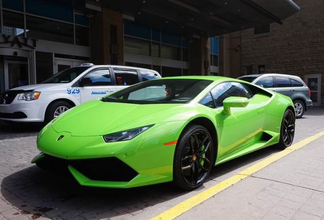 Lamborghini Huracán LP610-4